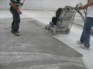 Concrete Polished by SafeDry in Florida